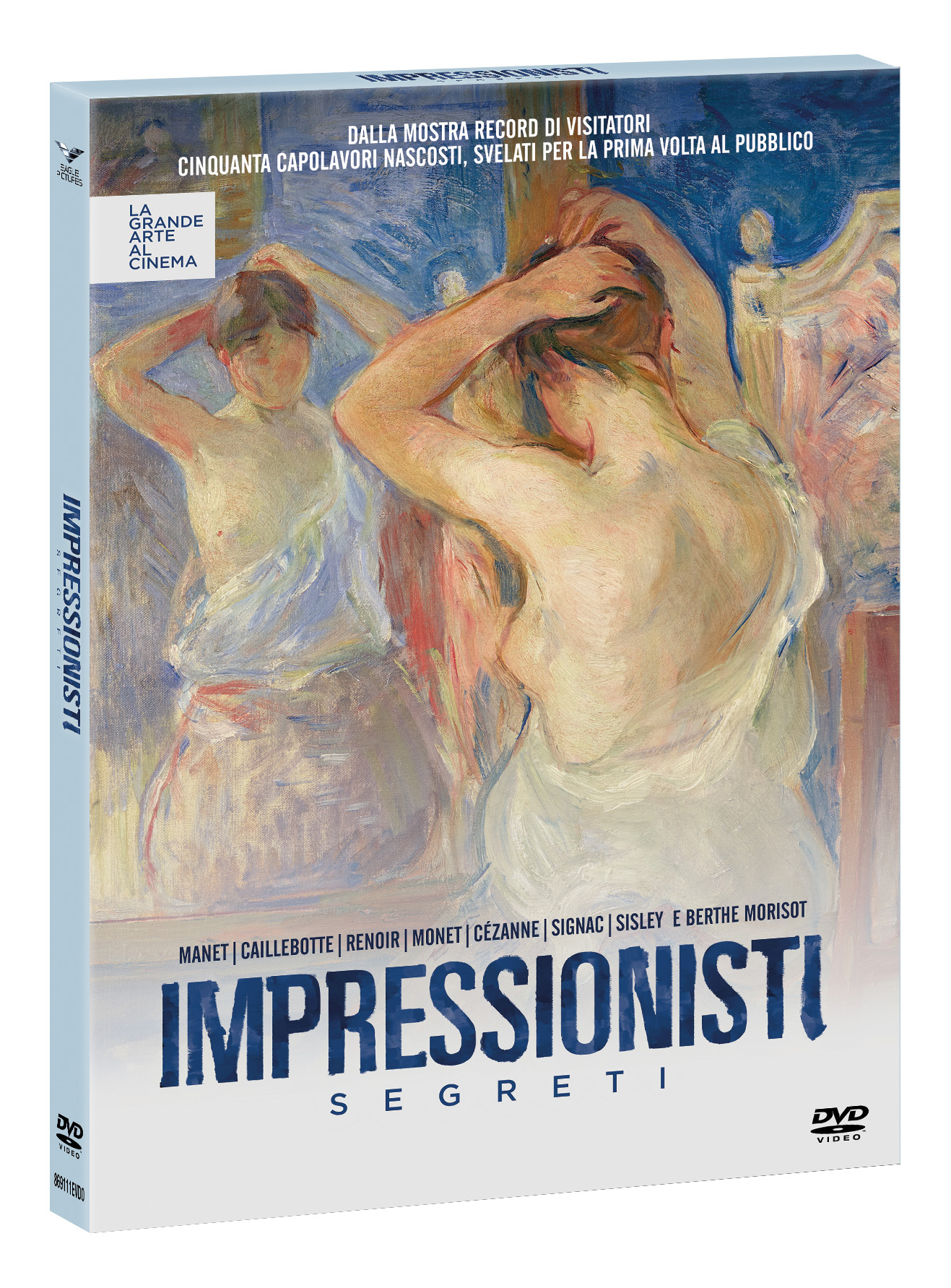 IMPRESSIONISTI SEGRETI (DVD)