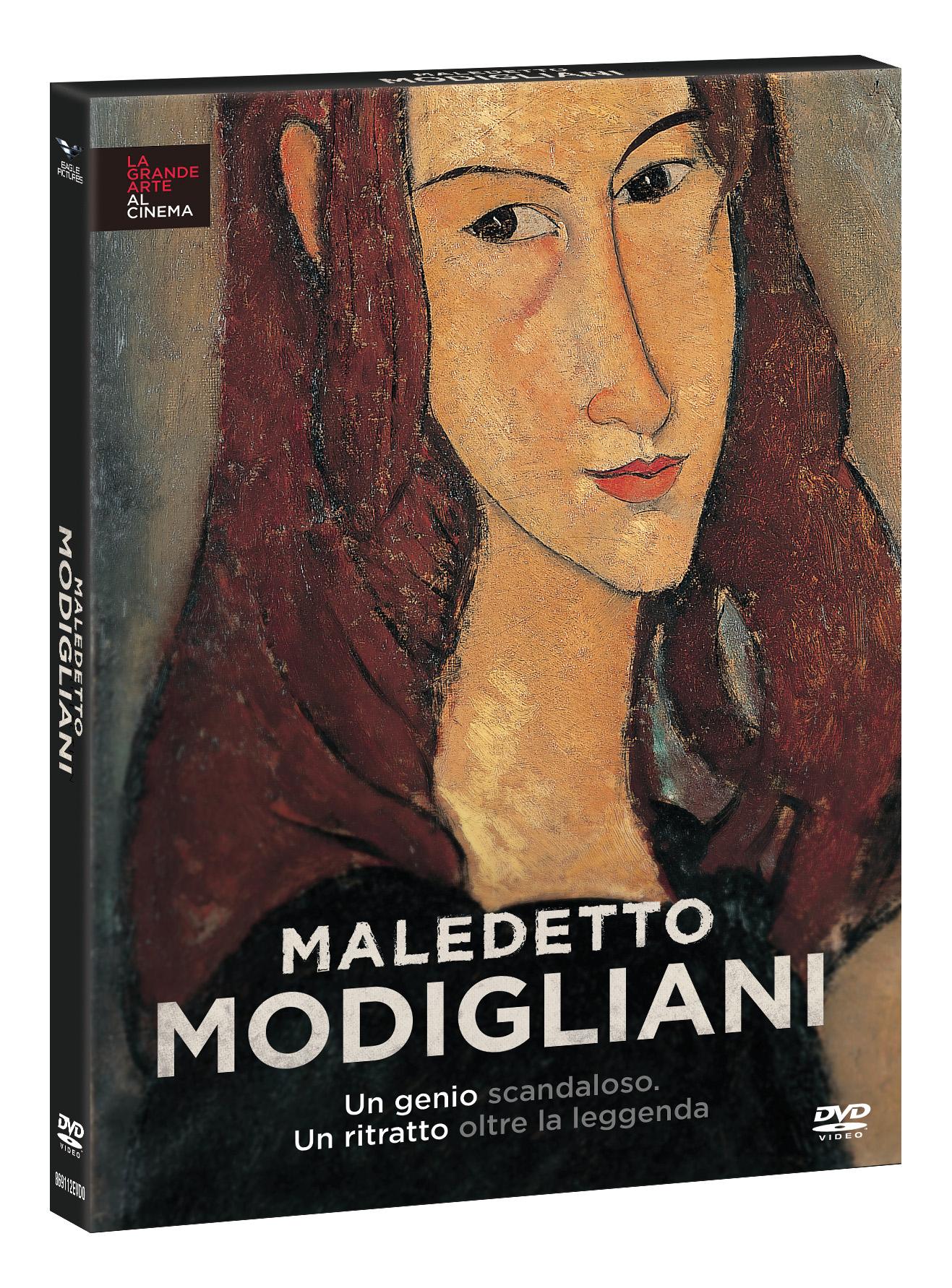 MALEDETTO MODIGLIANI (DVD)