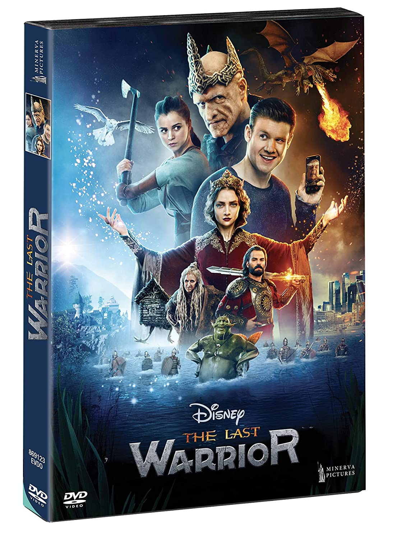 THE LAST WARRIOR (DVD)