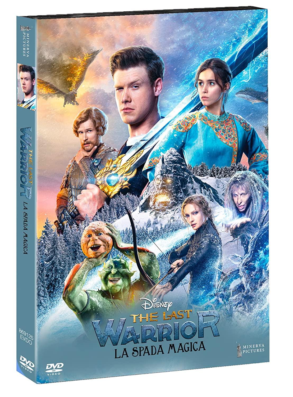 THE LAST WARRIOR - LE ORIGINI (DVD)