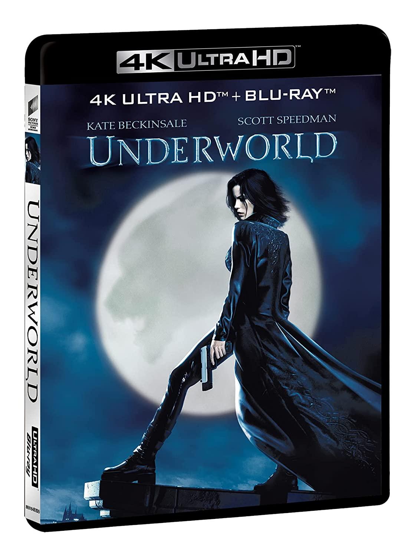 UNDERWORLD (BLU-RAY 4K+BLU-RAY HD)