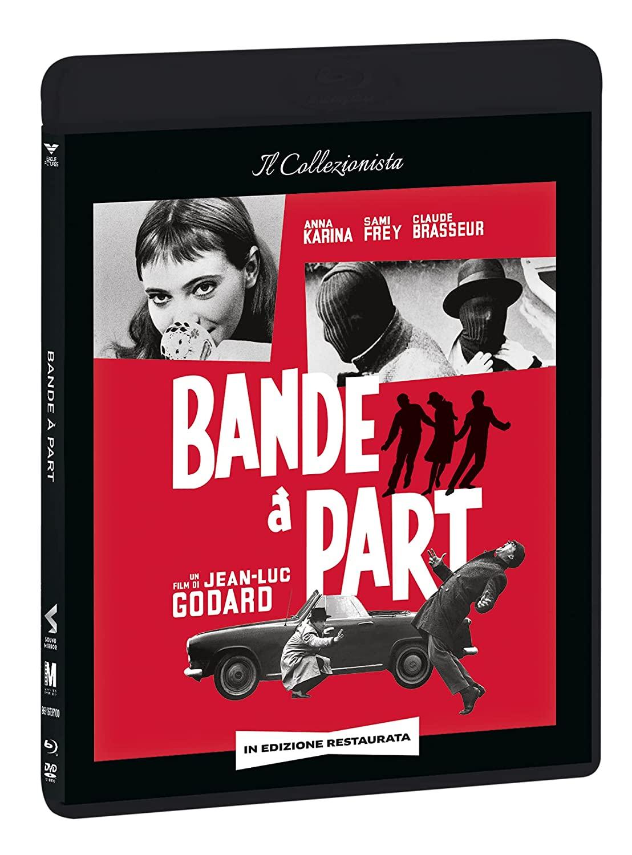 BANDE A PART (BLU-RAY+DVD)