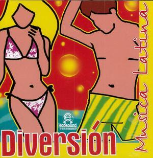 DIVERSION MUSICA LATINA (CD)