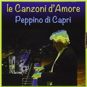 PEPPINO DI CAPRI - CANZONI D'AMORE (CD)
