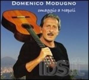 DOMENICO MODUGNO - OMAGGIO A NAPOLI (CD)