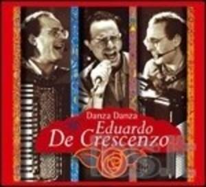 EDUARDO DE CRESCENZO - DANZA DANZA (CD)