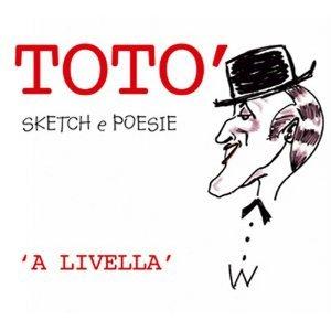 TOTO' - SKETCH E POESIE (CD)