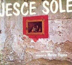 MARINA PAGANO - JESCE SOLE (CD)