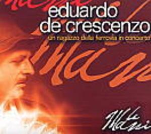 EDUARDO DE CRESCENZO - LE MANI UN RAGAZZO DELLA FERROVIA IN CONCERTO -2CD (CD)