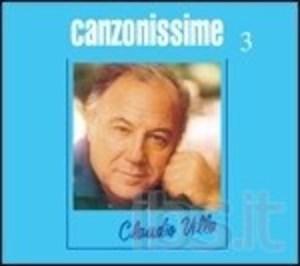 CLAUDIO VILLA - CANZONISSIME 3 (CD)