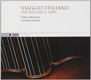 VIAGGIO ITALIANO PER VIOLINO E ARPA (CD)