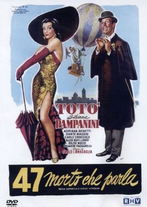 TOTO' 47 MORTO CHE PARLA * (DVD)