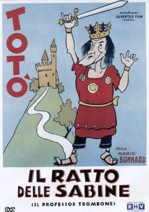 TOTO' IL RATTO DELLE SABINE (DVD)