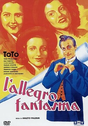 TOTO' - L'ALLEGRO FANTASMA (DVD)