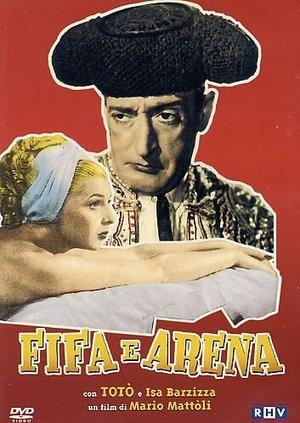 TOTO' FIFA E ARENA (DVD)