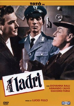 TOTO' I LADRI (DVD)