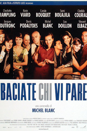 BACIATE CHI VI PARE (DVD)