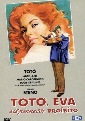 TOTO' EVA E IL PENNELLO PROIBITO (DVD)