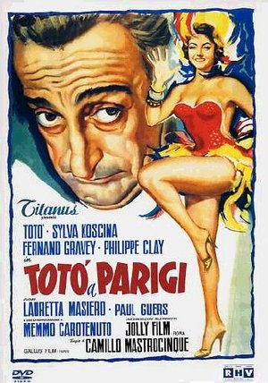 TOTO' A PARIGI (DVD)