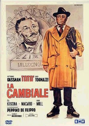 TOTO' - LA CAMBIALE (DVD)