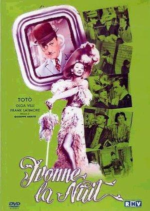 TOTO' YVONNE LA NUIT (DVD)