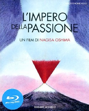 L'IMPERO DELLA PASSIONE (BLU-RAY )