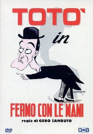 TOTO' FERMO CON LE MANI (DVD)