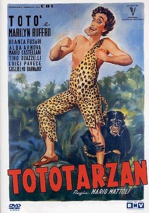 TOTO' TARZAN (DVD)