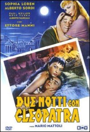 SORDI - DUE NOTTI CON CLEOPATRA (DVD)