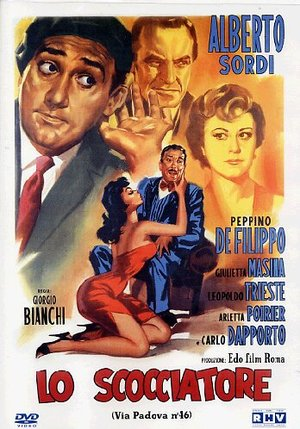 SORDI - LO SCOCCIATORE (DVD)