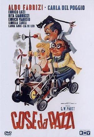 COSE DA PAZZI (DVD)
