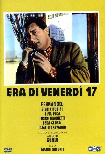 SORDI - ERA DI VENERDI' 17 (DVD)