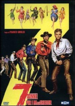 7 DONNE PER MAC GREGOR (DVD)
