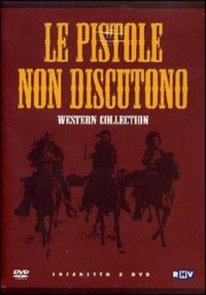 COF.LE PISTOLE NON DISCUTONO (5DVD) (DVD)