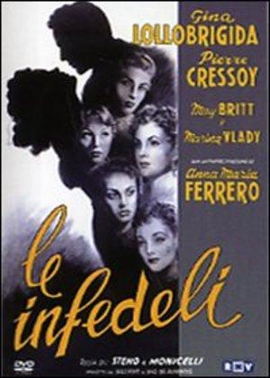 LE INFEDELI (DVD)