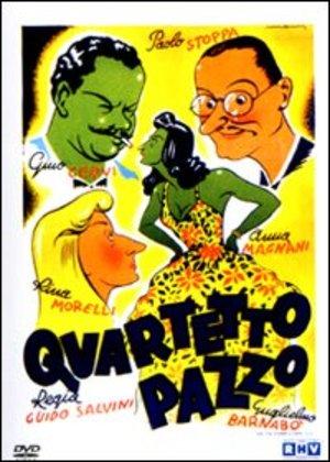 QUARTETTO PAZZO (1945 ) (DVD)