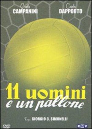 11 UOMINI E UN PALLONE (DVD)