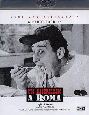UN AMERICANO A ROMA (BLU-RAY )