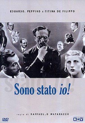 DE FILIPPO - SONO STATO IO! (DVD)