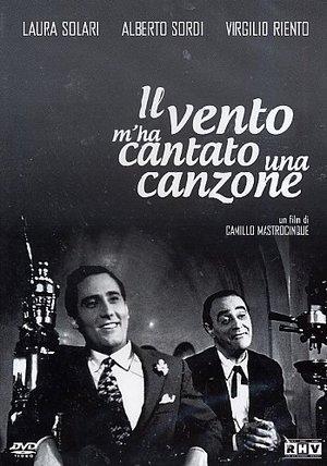 SORDI - IL VENTO M'HA CANTATO UNA CANZONE (DVD)