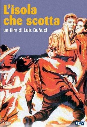 L'ISOLA CHE SCOTTA (DVD)
