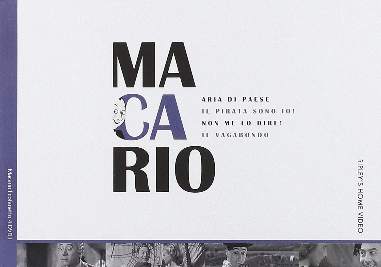 COF.ERMINIO MACARIO (4 DVD) (DVD)