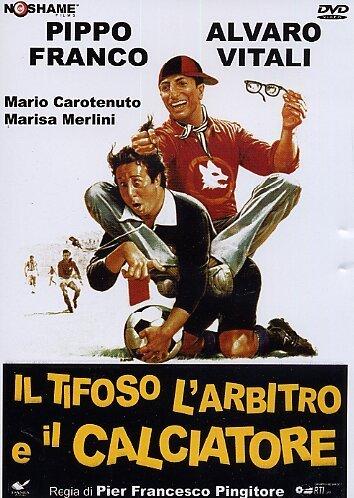 IL TIFOSO L'ARBITRO E IL CALCIATORE (DVD) - USATO