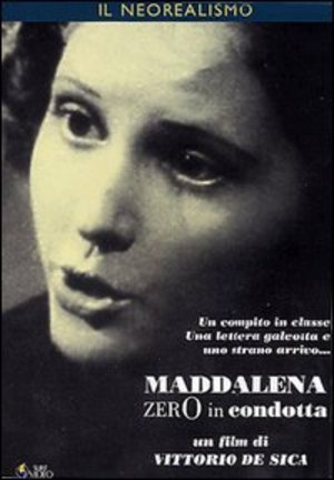MADDALENA ZERO IN CONDOTTA (DVD)