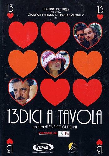 13DICI A TAVOLA (DVD)