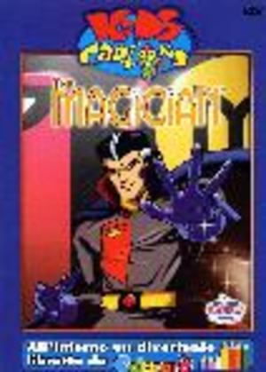 THE MAGICIAN (DVD)