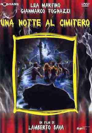 UNA NOTTE AL CIMITERO (DVD)