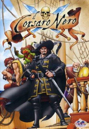 IL CORSARO NERO. KIDS CARTOONS (DVD)