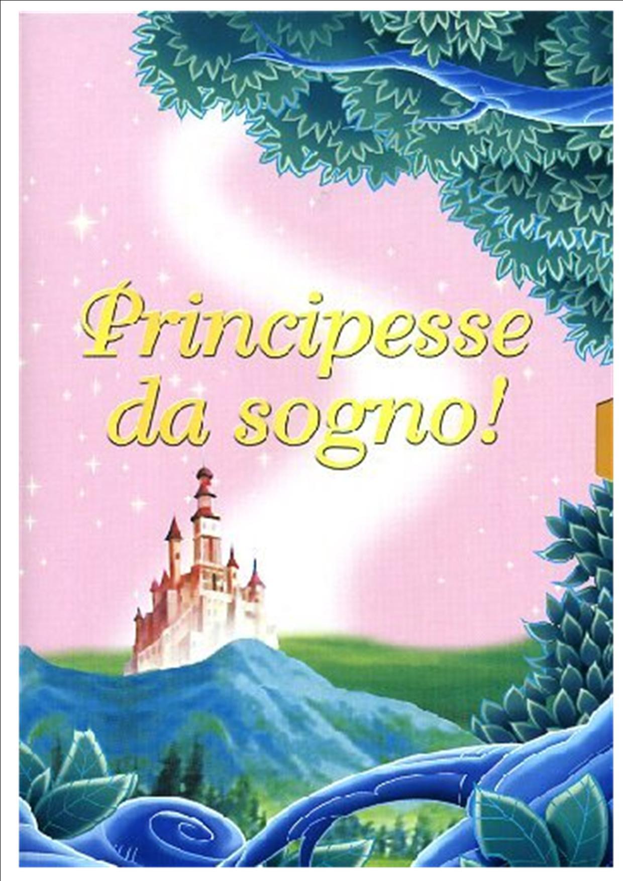 COF.PRINCIPESSE DA SOGNO! (DVD)