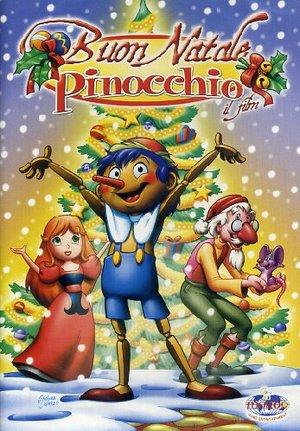 BUON NATALE PINOCCHIO (DVD+LIBRO) (DVD)